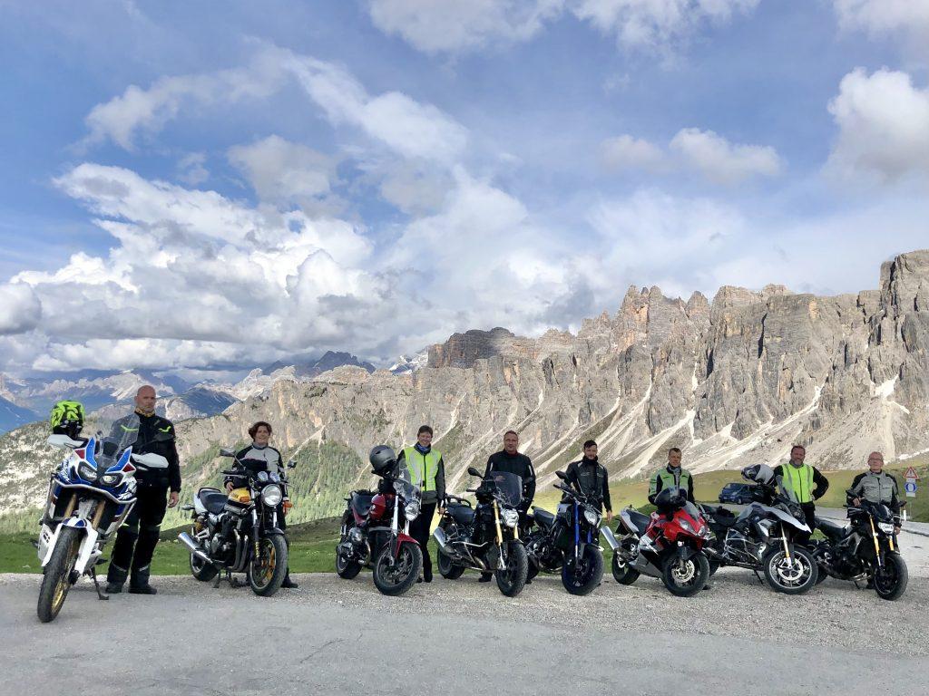 2020 Jubiläumstour Dolomiten